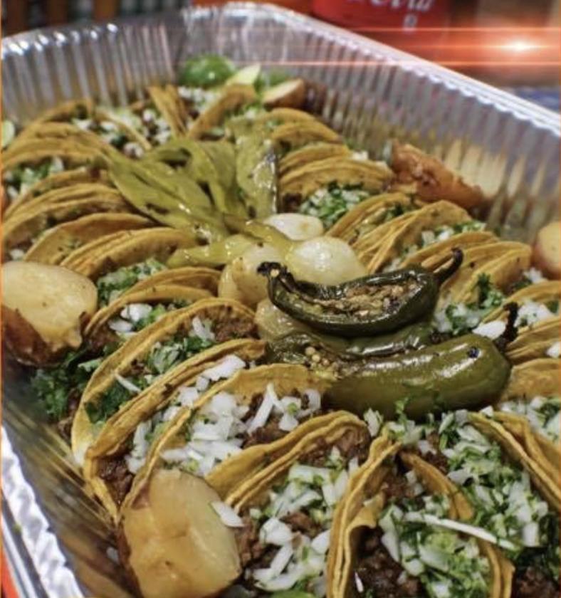 35 tacos